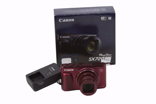 Imagen de VIDEO DIGITAL CANON SX720