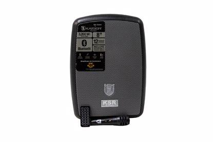 BAFLE KSR MSA-9908BT NO VISIBLE