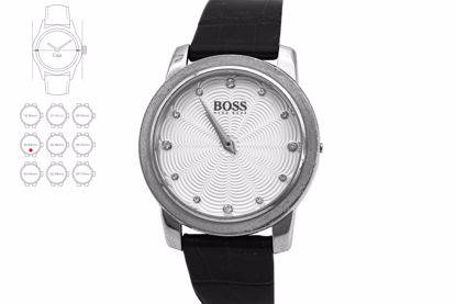 RELOJ TIPO CADETE HUGO BOSS SAMPLE S/N45