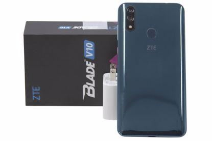 TELEFONO MOVIL ZTE BLADE V10 NO VISIBLE
