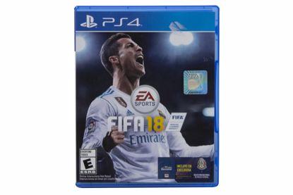 Imagen de CD FIFA 2018 SONY FIFA 18 NO VISIBLE