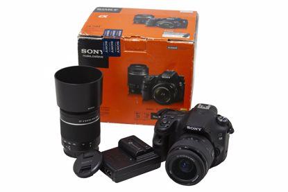 CAMARA FOTOGRAFICA DIGITAL SONY SLT-A58