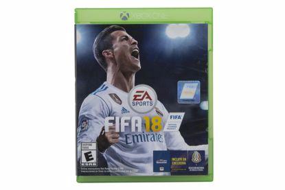 Imagen de CD FIFA 2018 MICROSOFT DISCO NO VISIBLE