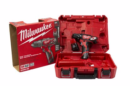 ATORNILLADOR INALAMBRICO MILWAUKEE 2408-
