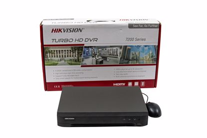DVR 8 CANALAES HIKVISION