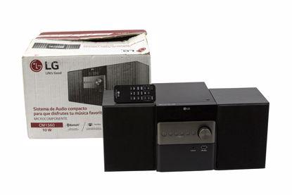 MINICOMPONENTE LG CM1560 607MSBRO10557