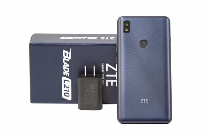 TELEFONO MOVIL ZTE L210 NO VISIBLE