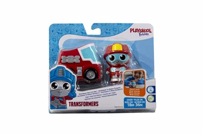 PLAYSKOOL TRANSFORMER VEHICULO