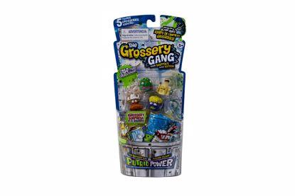 THE GROSSERY GANG 4 PZAS