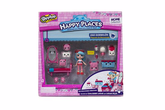 Imagen de SHOPKINS HAPPY PLACES OSO